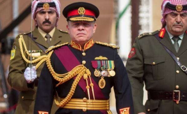 بمناسبة الذكرى العشرين لتولي جلالة الملك عبدالله الثاني ابن الحسين لسلطاته الدستورية