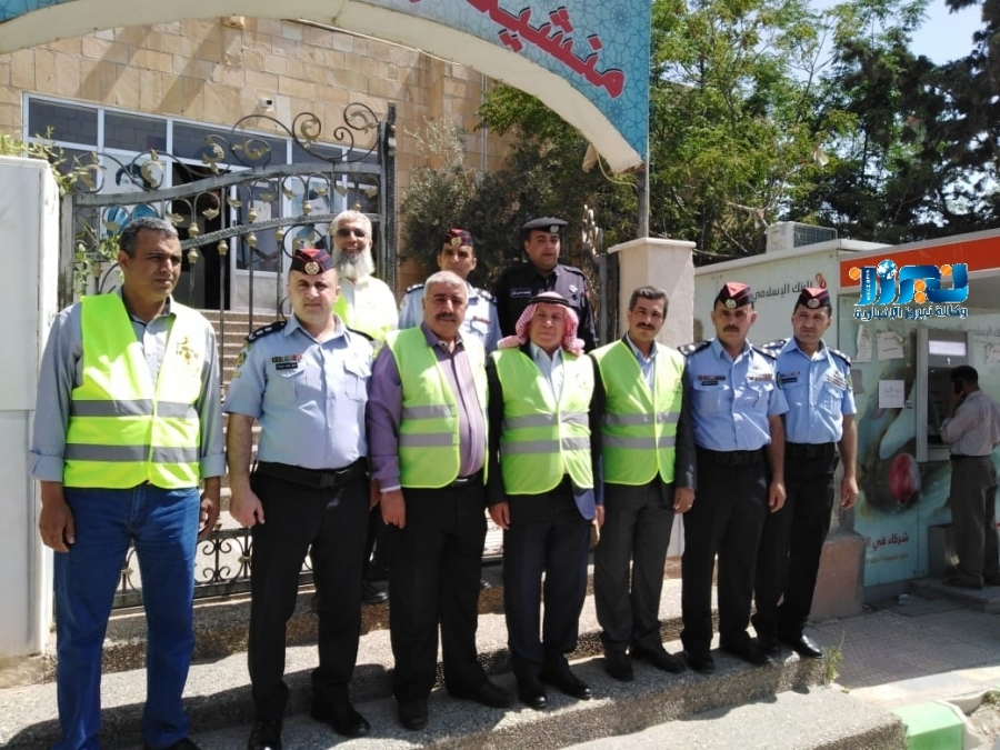 انطلاق فعاليات حملة اردن النخوة في قضاء منشية بني حسن.. فيديو وصور