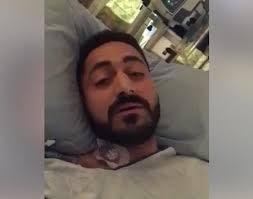 المصاب الاردني بحادثة نيوزيلندا  الدراغمة  .. الن غادرت المشفى