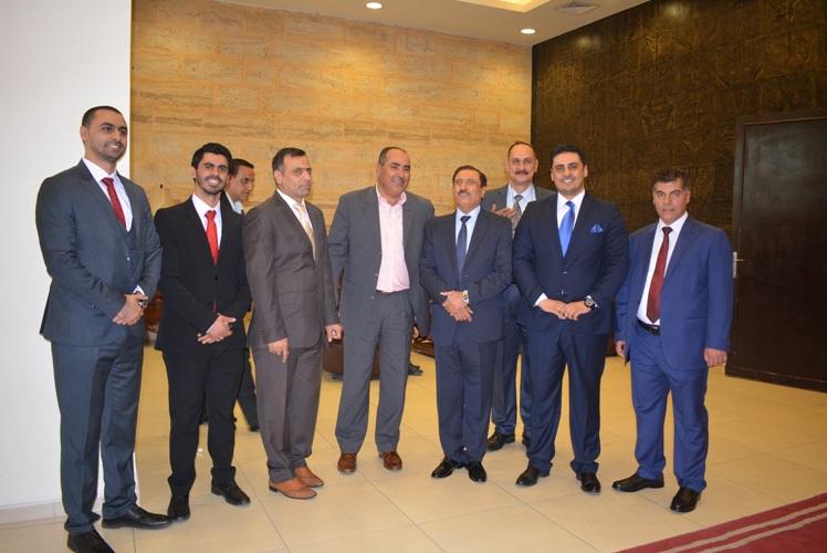 حفل خطوبة المهندس عمر الزيادات نجل الفريق م  الدكتور عبدالعزيز الزيادات  صور