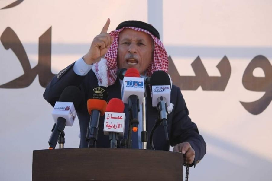 العرموطي: صاحب قرار إغلاق عمان ديكتاتوري ظالم يضر بالنظام ويجب اسقاط الحكومة