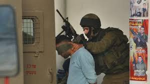Israeli forces arrest 15 Palestinians in West Bank