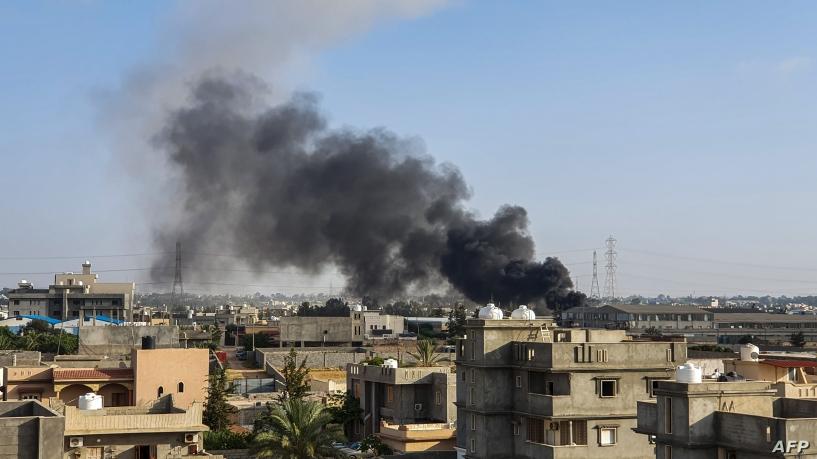 Reports Up To 35 Russian Mercenaries Killed In Libya وكالة
