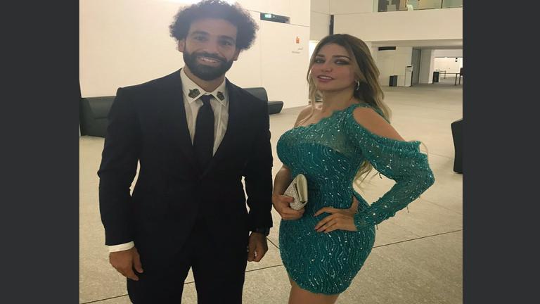 محمد صلاح يحصد جائزة رجل العام من مجلة GQ (فيديو وصور)