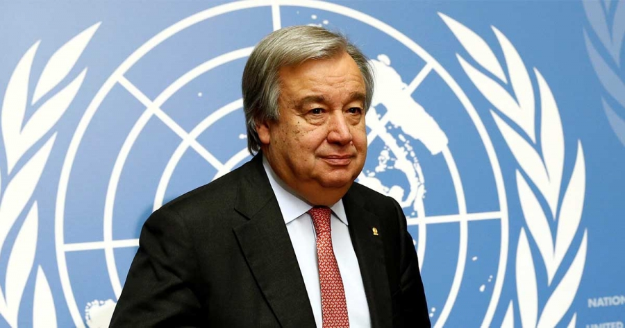UN Chief: UN may run out of money by end of the month