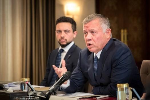 الملك لـ قديروف: الأردن مستمر بتأدية دوره الديني والتاريخي في القدس