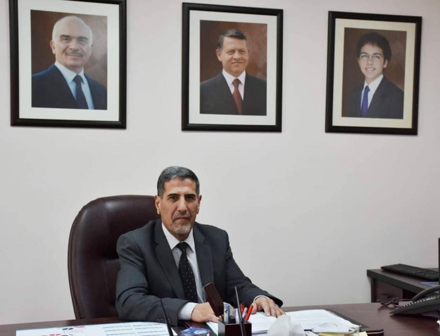 تجديد عقد الغزو مديراً عاماً لمستشفى الملك المؤسس عبدالله الجامعي