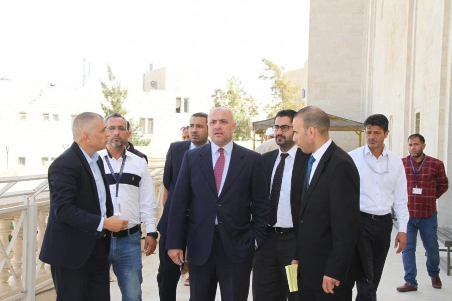 رئيس جامعة العلوم الإسلامية العالمية يلتقي الطلبة المستجدين