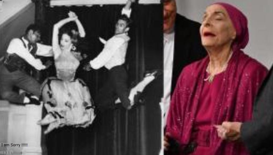 وفاة أسطورة الباليه العالمية أليسيا ألونسو
