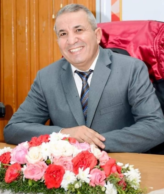 الدكتوراه مع مرتبة الشرف للدكتور نضال شديفات