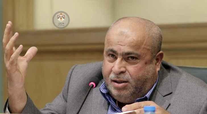 النائب خليل عطية يثير قضية اللبدي ومرعي في البرلمان العربي