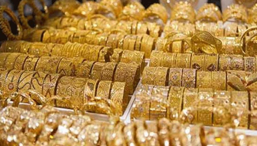 الذهب يسجل أكبر هبوط في عام ونصف مع ارتفاع أسعار الفضه.. تفاصيل