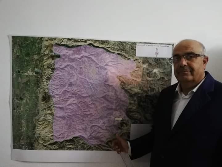 إصدار الخريطة التنموية الشاملة للواء الكورة – اربد