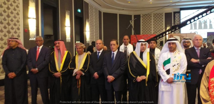 اشراقة من إحتفال سفارة دولة الإمارات بعيدها الوطني