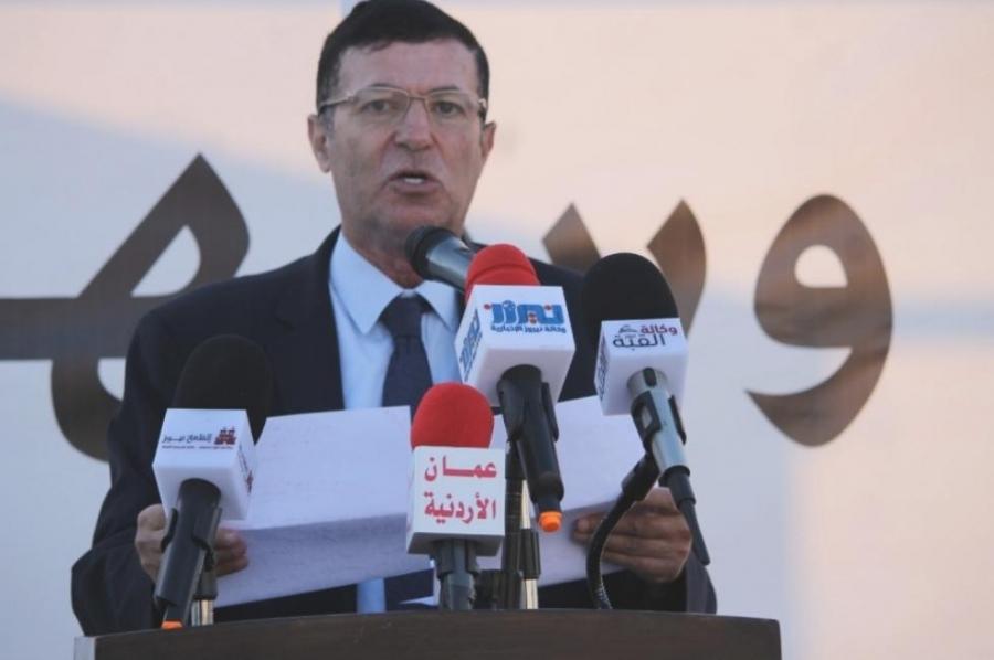 المؤرخ عمر  العرموطي يبارك للعرموطي المنصب الجديد