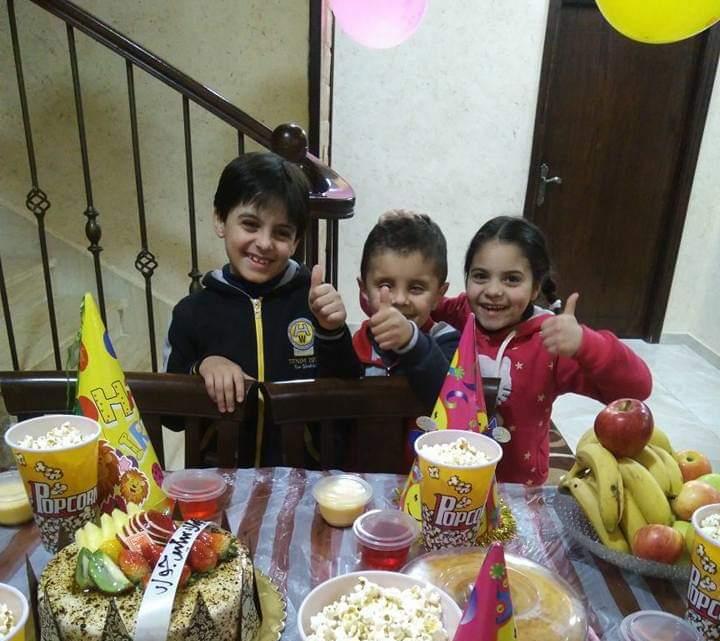 عيد ميلاد سعيد.. جواد يزن الخريشا