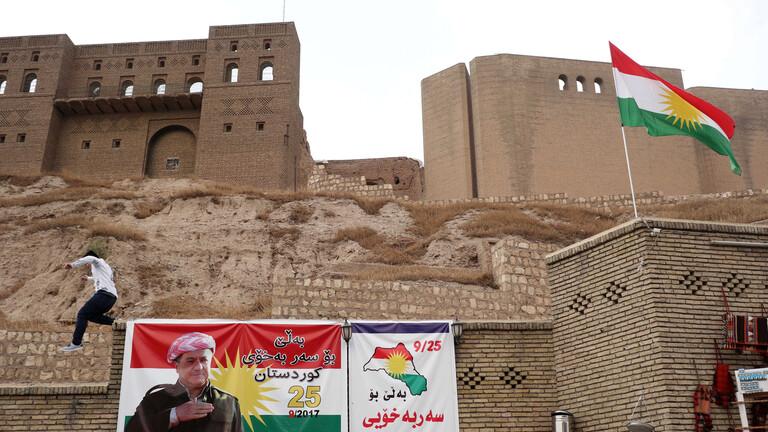 حكومة كردستان العراق تشن هجوما حادا على نصرالله