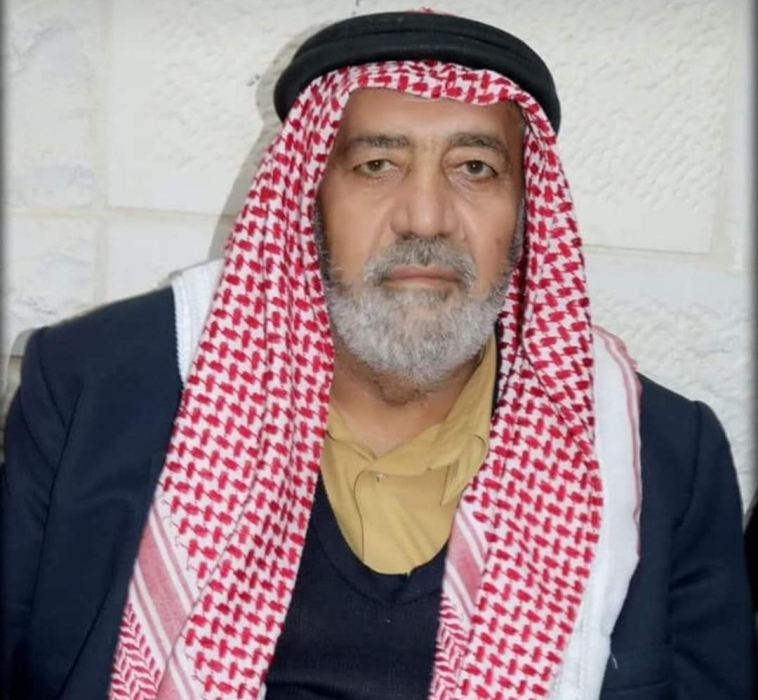 والد الزميل عبدالله بسام حجازي في ذمة الله