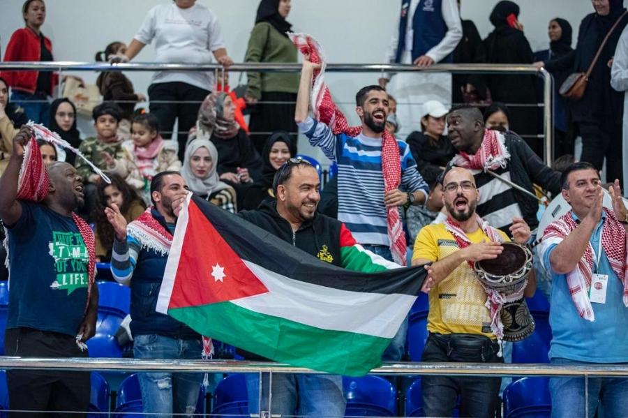 في ختام منافسات دورة الألعاب للأندية العربية للسيدات 2020