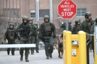 Six dead, including shooter, in rampage at Milwaukee campus of Molson Coors brewery