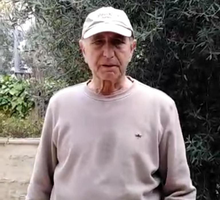 بالفيديو مبادرة الدكتور البستاني للمشي في البيت رغم حظر التجول من أجل رفع المناعة َو التغلب على الملل