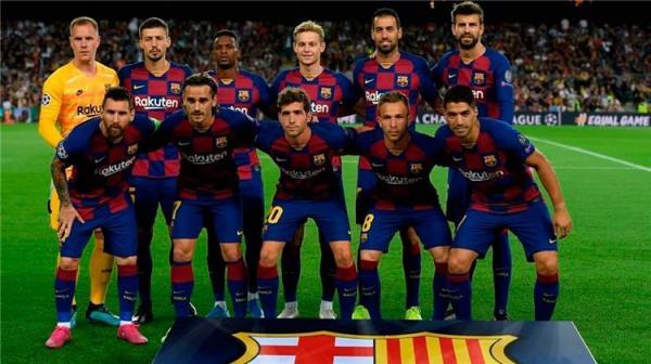 رياضة برشلونة على أعتاب خسارة 100 مليون يورو رياضة