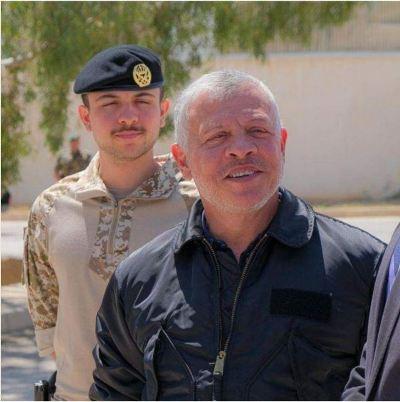 سمو ولي العهد الأمير الحسين بن عبدالله الثاني ينشر صورة عبر حسابه انستغرام معلقاً