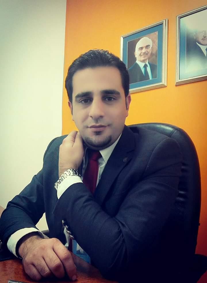 عمر تيسير الشويات مثالاً للعمل والانجاز والطموح والتحدي