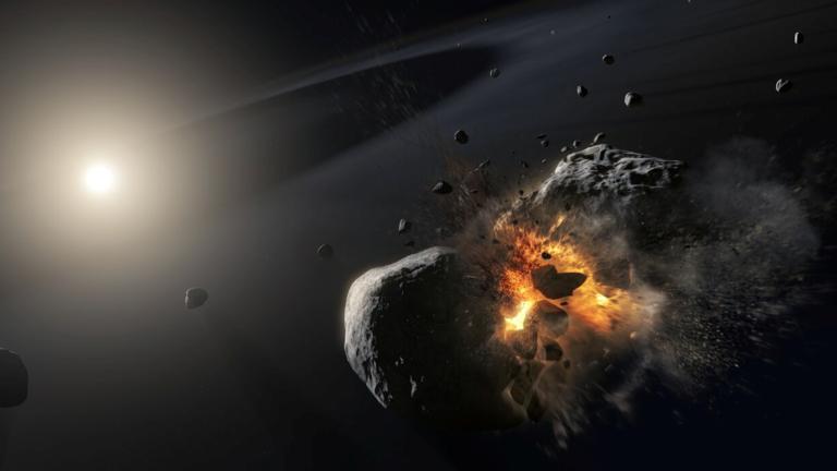 ناسا تتعقب كويكبا يقترب من الأرض بسرعة عالية