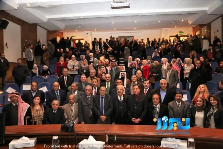 اللجنة الوطنية للعسكريين تُهنئ جلالة الملك والأسرة الأردنية الواحدة بحلول عيد الفطر السعيد