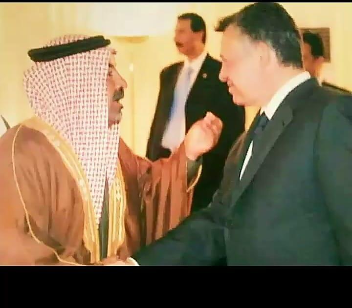 الشيخ محمد الحجايا يُهنئ  الملك والشعب والجيش  بعيد الفطر السعيد