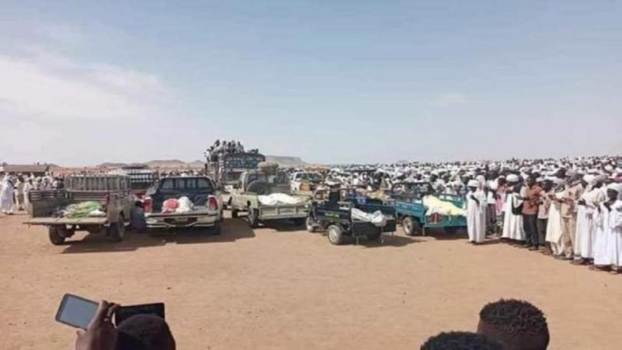 مقتل 59 شخصاً في حادث مروع بالسودان