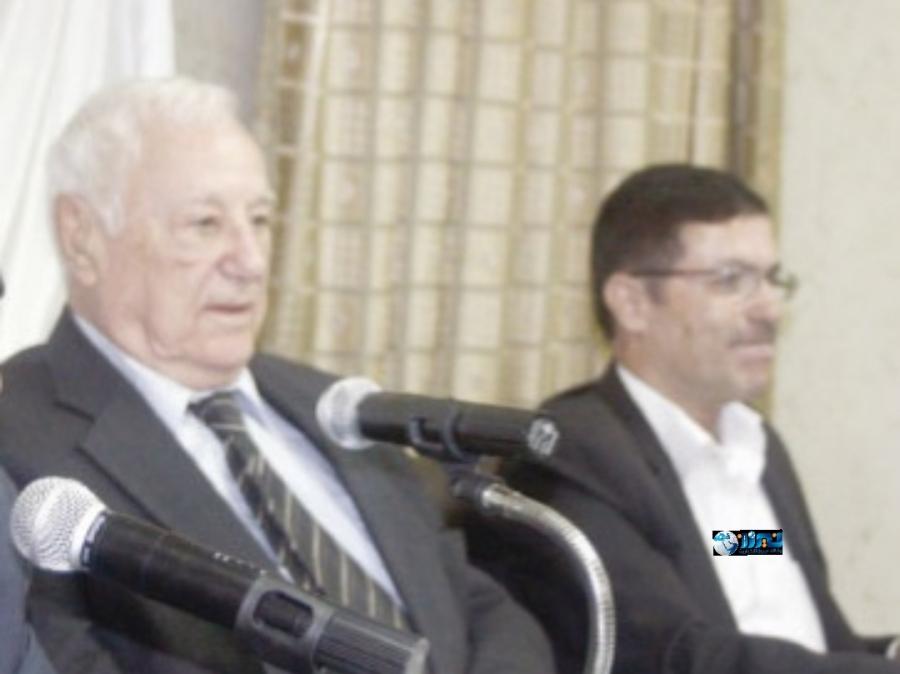 المؤرخ عمر العرموطي ينعي المرحوم الدكتور كامل ابو جابر وزير الخارجية الاسبق