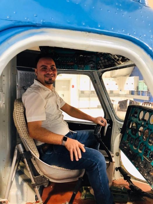 الدرابسه يكتب تطبيق (الجناح الطائر) مخطط انسيابي للطائرات بدون طيار