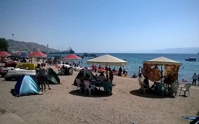 لجنة العقبة السياحية تناقش الواقع السياحي في وزارة السياحة