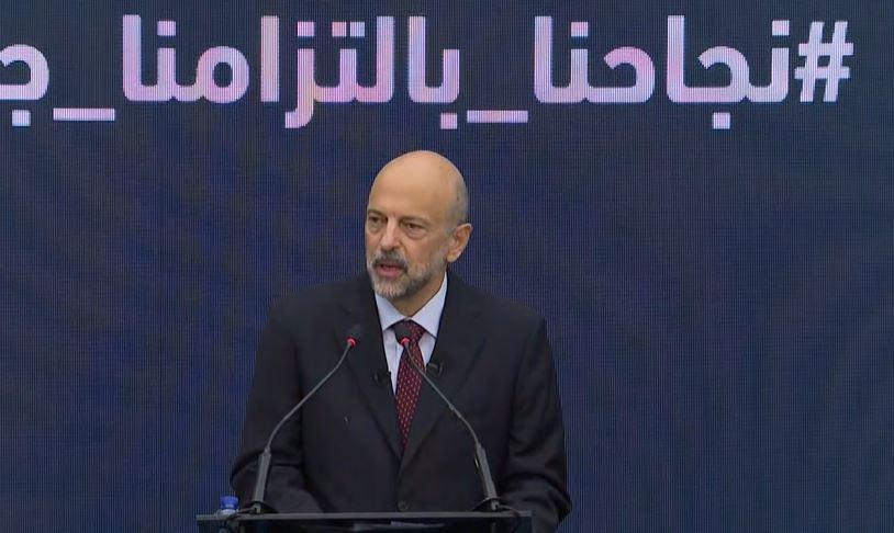 يعلن رئيس الوزراء عمر الرزاز أهم القرارات المتخذة للتعامل مع أزمة الكورونا مستقبلا.