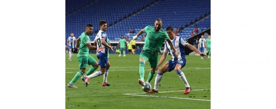 ريال مدريد يقترب من لقب الليغا