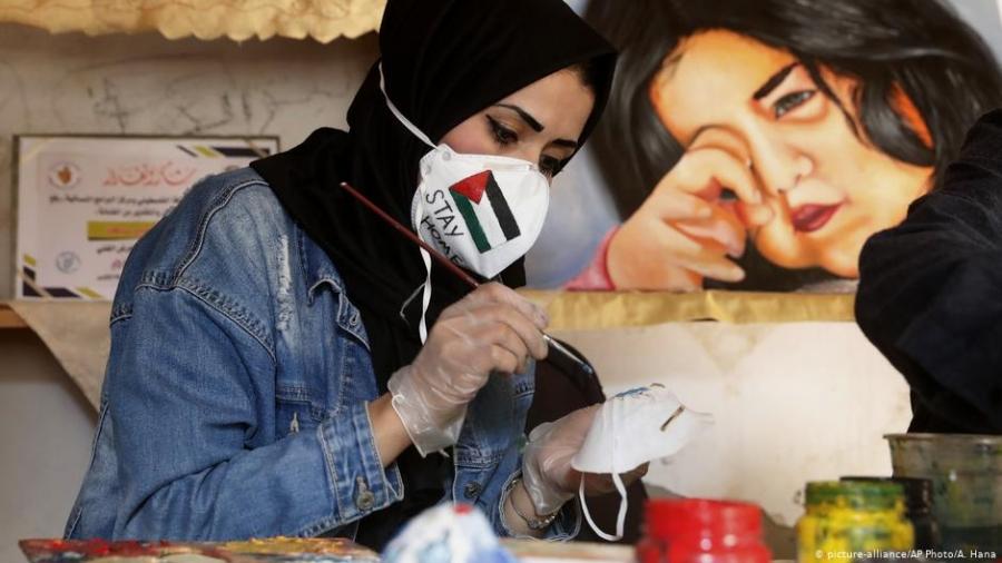 غزة: صفر إصابة بفيروس كورونا