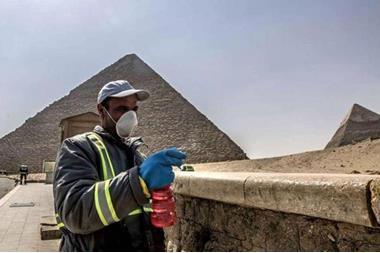 مصر :83 وفاة جديدة بكورونا