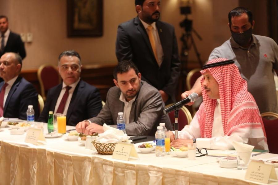 الأردنيين يقدرون موقف المملكة العربية السعودية الداعمة للأردن