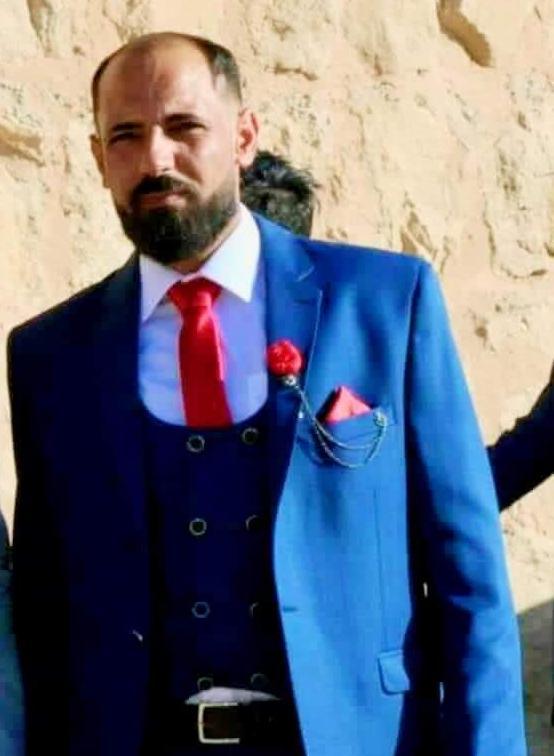حزن عميق يخيم على عشيرة الشاب بدر خالد الهلالات