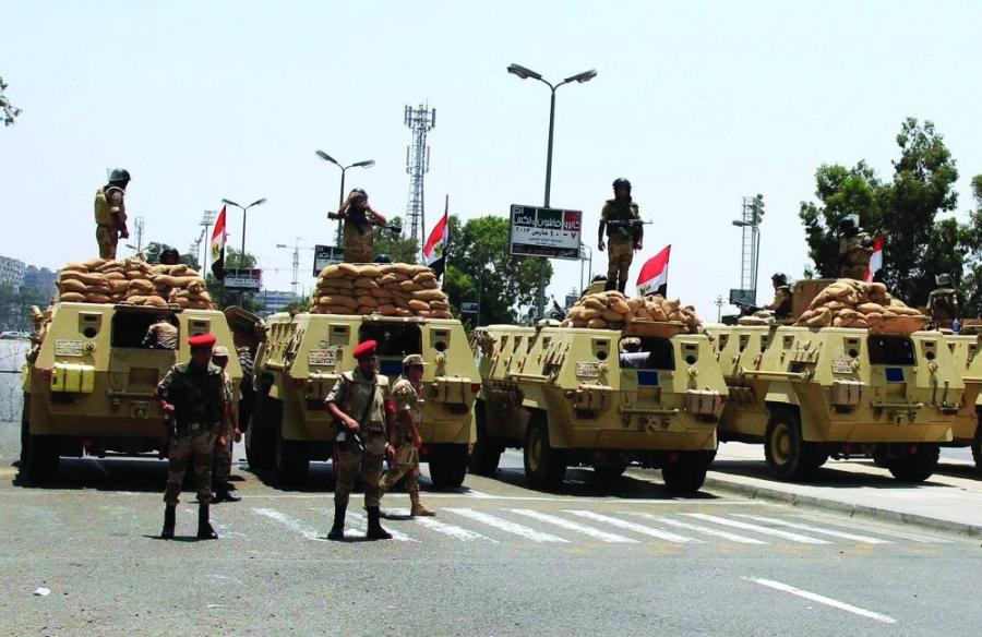 مقتل 4 إرهابيين استهدفوا مدنيين في سيناء