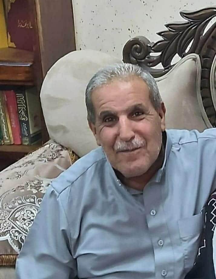 العتوم تفقد احد رجالها الحاج محمد رشيد الدرداح  في ذمة الله