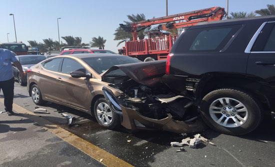 وفاتان بحادثي سير في عمان
