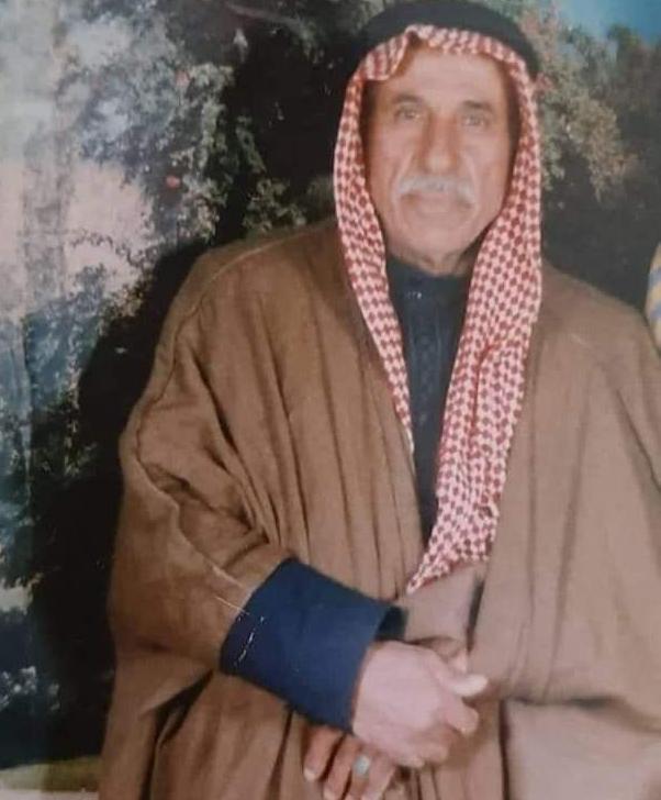 الحاج إبراهيم حسن المعايطة في ذمة الله