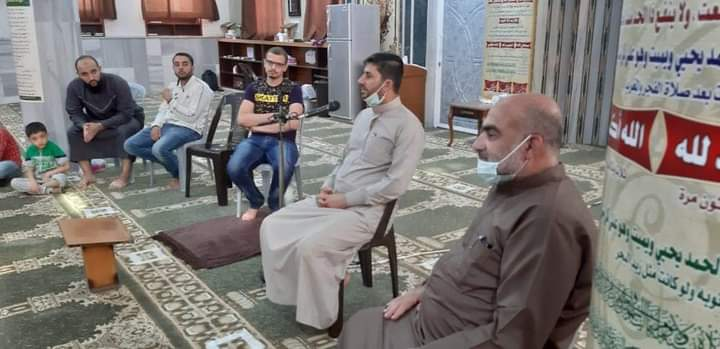 البدارنه يقوم بجولة  تفقدية لعدد من المراكز الصيفية القرآنية... صور