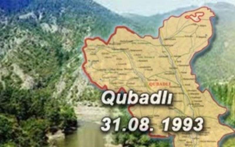 احتلال مدينة قادلي الإذربيجانية من قبل القوات الارمينية