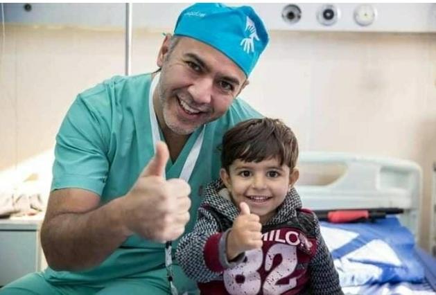 حزن شديد بين الأطباء على وفاة زميلهم فراس ابو عيشة