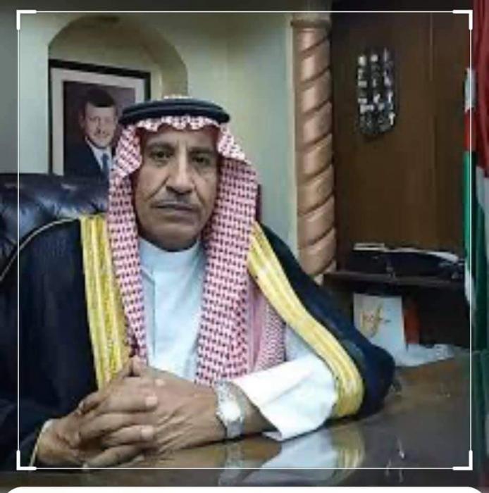الدعجة تفقد احد رجالها الشيخ سالم الهدبان الدعجة