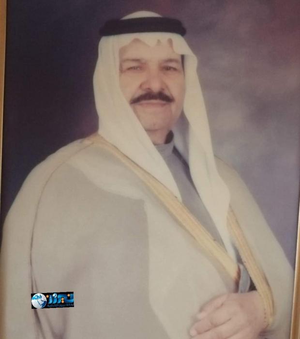 سنديانة العجارمة خالد باشا المطر العجارمة في ذمة الله